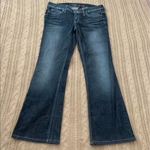 Guess jeans dark wash denim